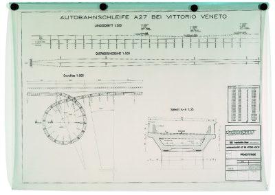 Autobahnschleife<br>Ingenieursplan